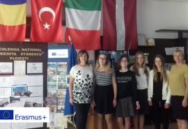 Talsu pamatskolas skolēni pārstāv Latviju Rumānijā