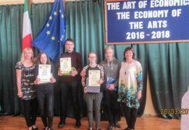 Aprīļa sākumā Talsu pamatskolas delegācija atgriezās no Polijas